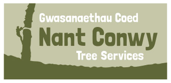 Nant Conwy Tree Services Logo